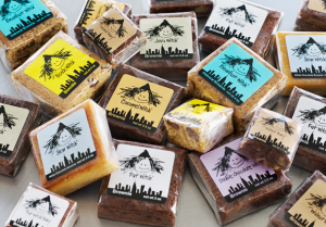 get free brownies made in nyc